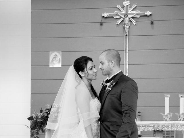 Il matrimonio di Raffaello e Debora a Cento, Ferrara 20