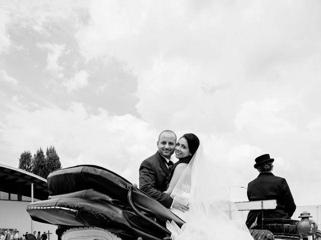 Il matrimonio di Raffaello e Debora a Cento, Ferrara 21