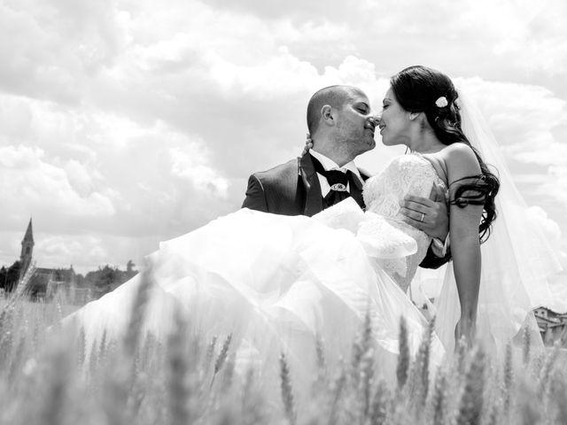 Il matrimonio di Raffaello e Debora a Cento, Ferrara 22