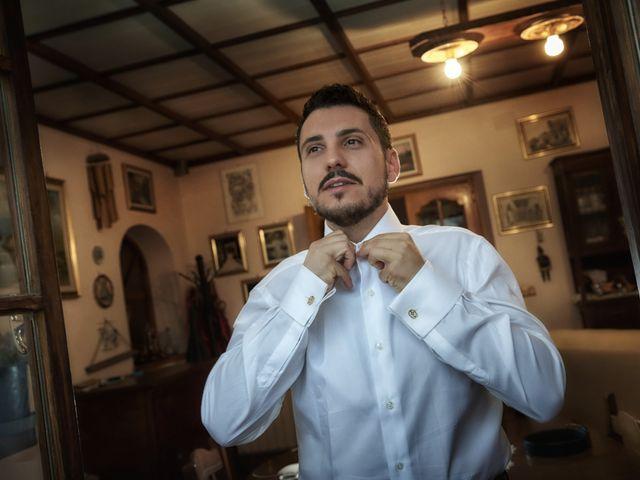 Il matrimonio di Leandro e Sofia a Monteleone Sabino, Rieti 2