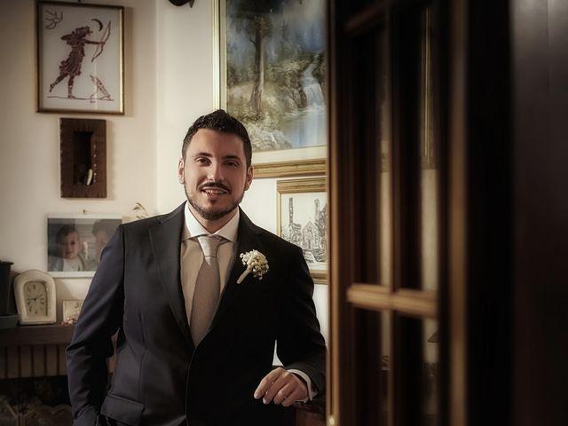 Il matrimonio di Leandro e Sofia a Monteleone Sabino, Rieti 5