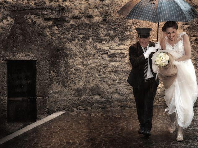 Il matrimonio di Leandro e Sofia a Monteleone Sabino, Rieti 24