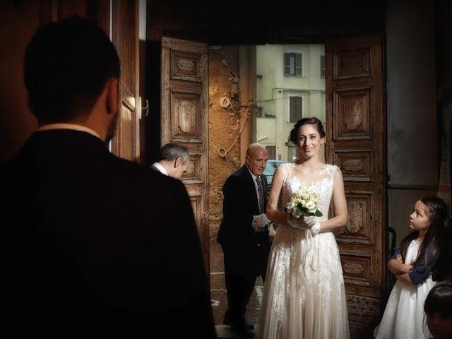 Il matrimonio di Leandro e Sofia a Monteleone Sabino, Rieti 25