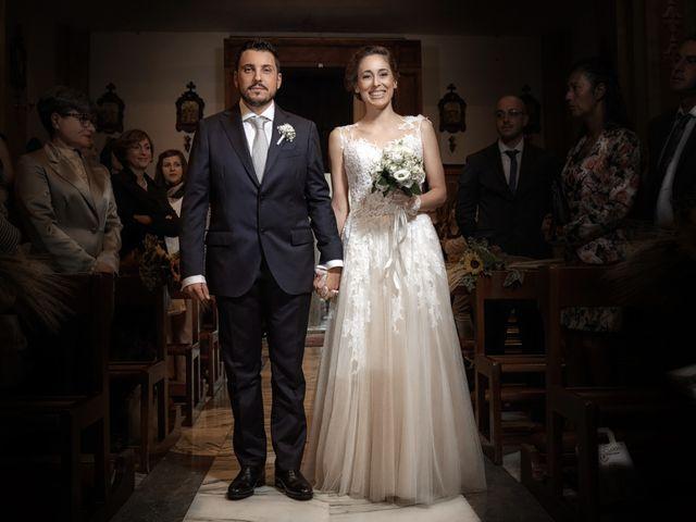 Il matrimonio di Leandro e Sofia a Monteleone Sabino, Rieti 26