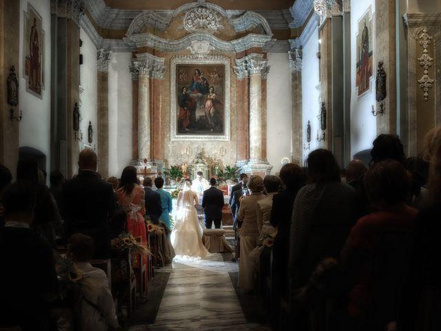 Il matrimonio di Leandro e Sofia a Monteleone Sabino, Rieti 27