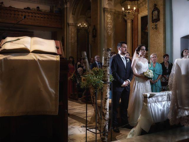 Il matrimonio di Leandro e Sofia a Monteleone Sabino, Rieti 28