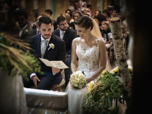 Il matrimonio di Leandro e Sofia a Monteleone Sabino, Rieti 29