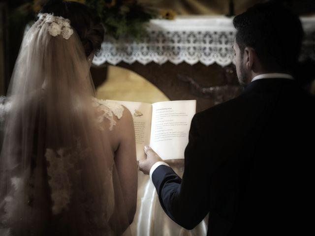 Il matrimonio di Leandro e Sofia a Monteleone Sabino, Rieti 30