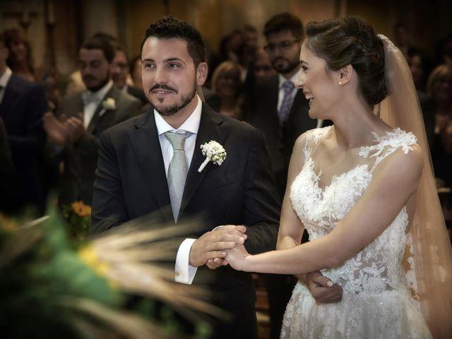 Il matrimonio di Leandro e Sofia a Monteleone Sabino, Rieti 31