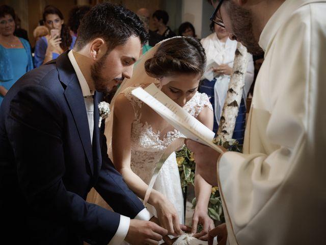 Il matrimonio di Leandro e Sofia a Monteleone Sabino, Rieti 32