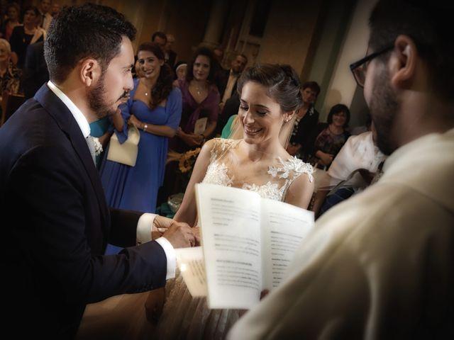 Il matrimonio di Leandro e Sofia a Monteleone Sabino, Rieti 33