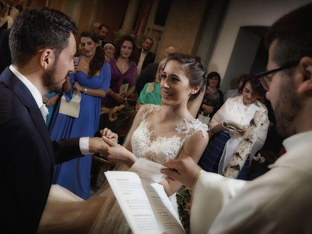 Il matrimonio di Leandro e Sofia a Monteleone Sabino, Rieti 34