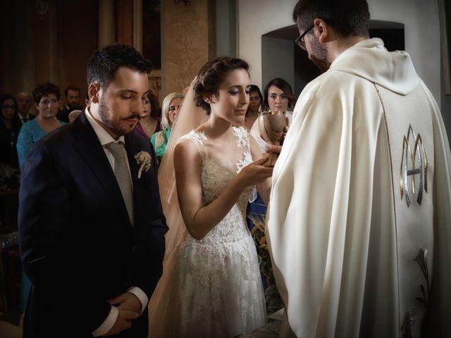 Il matrimonio di Leandro e Sofia a Monteleone Sabino, Rieti 35