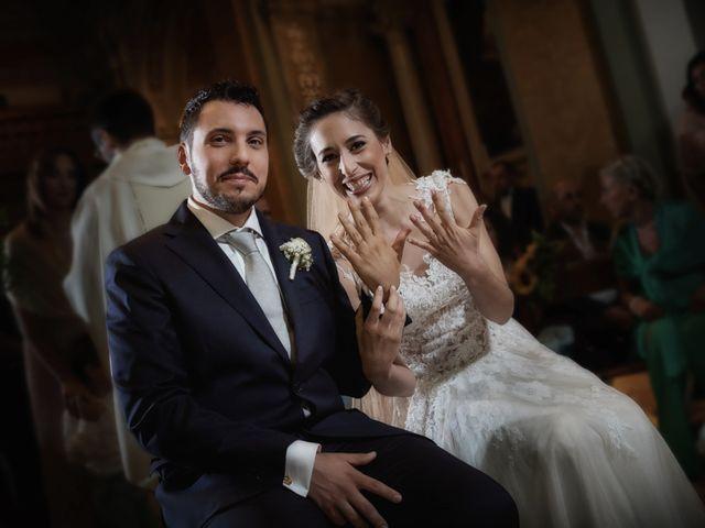 Il matrimonio di Leandro e Sofia a Monteleone Sabino, Rieti 36