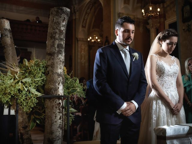 Il matrimonio di Leandro e Sofia a Monteleone Sabino, Rieti 37