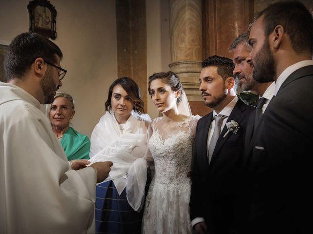 Il matrimonio di Leandro e Sofia a Monteleone Sabino, Rieti 38