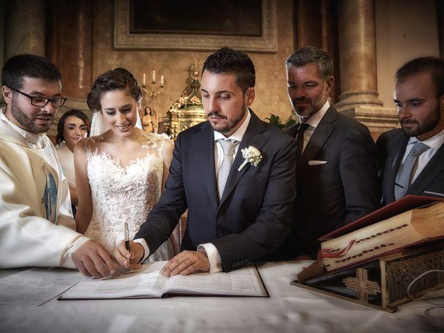 Il matrimonio di Leandro e Sofia a Monteleone Sabino, Rieti 39
