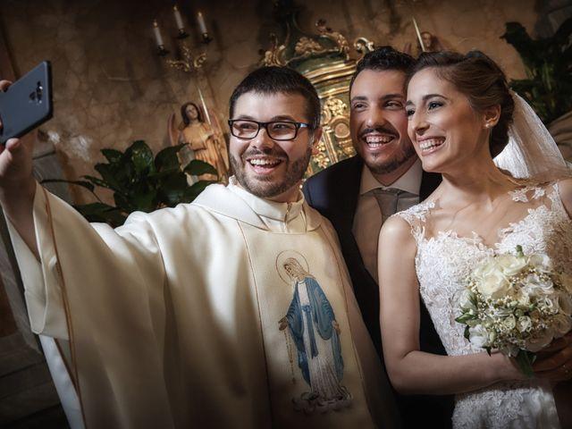 Il matrimonio di Leandro e Sofia a Monteleone Sabino, Rieti 41