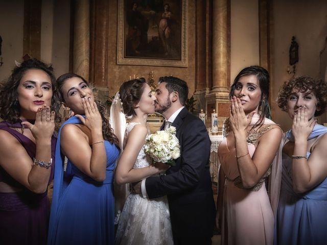 Il matrimonio di Leandro e Sofia a Monteleone Sabino, Rieti 42