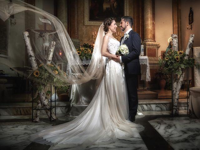 Il matrimonio di Leandro e Sofia a Monteleone Sabino, Rieti 43