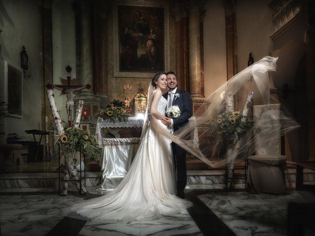 Il matrimonio di Leandro e Sofia a Monteleone Sabino, Rieti 44