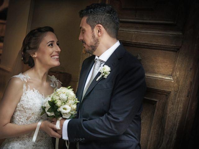 Il matrimonio di Leandro e Sofia a Monteleone Sabino, Rieti 46