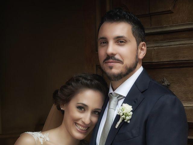 Il matrimonio di Leandro e Sofia a Monteleone Sabino, Rieti 47