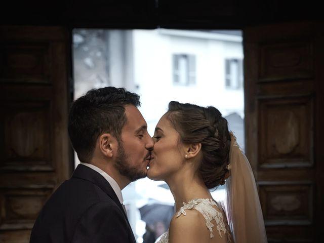 Il matrimonio di Leandro e Sofia a Monteleone Sabino, Rieti 48