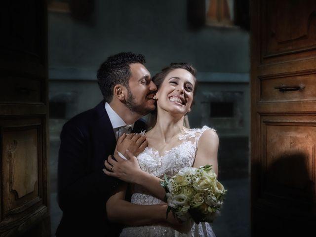 Il matrimonio di Leandro e Sofia a Monteleone Sabino, Rieti 50