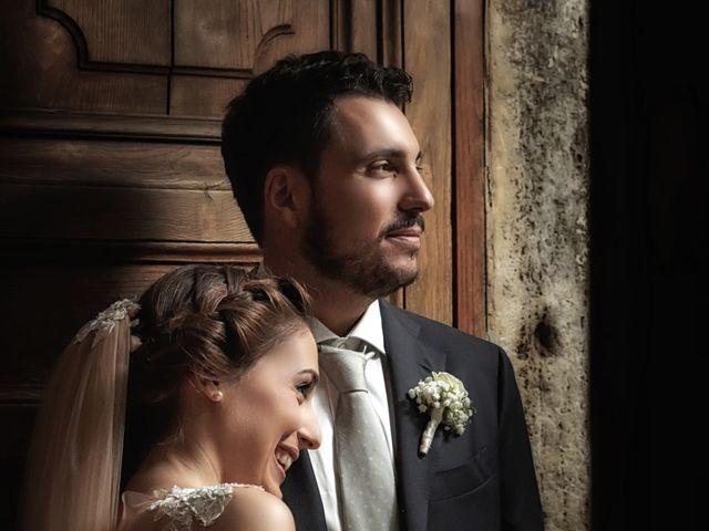 Il matrimonio di Leandro e Sofia a Monteleone Sabino, Rieti 51