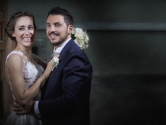 Il matrimonio di Leandro e Sofia a Monteleone Sabino, Rieti 53