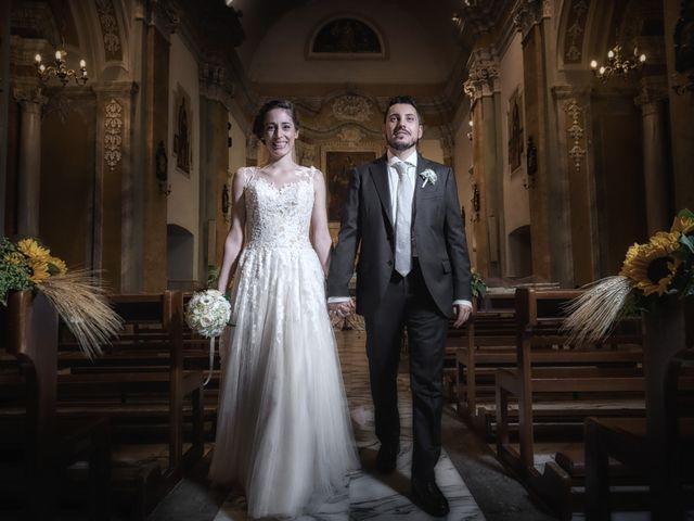 Il matrimonio di Leandro e Sofia a Monteleone Sabino, Rieti 54