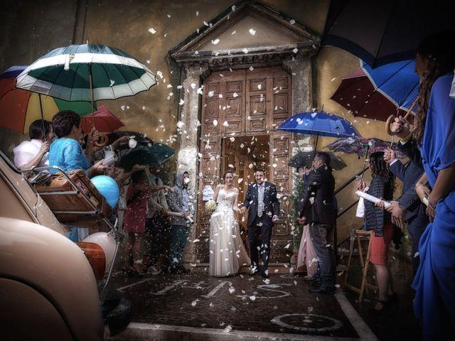 Il matrimonio di Leandro e Sofia a Monteleone Sabino, Rieti 55