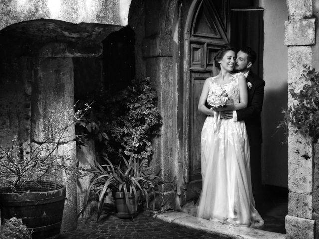 Il matrimonio di Leandro e Sofia a Monteleone Sabino, Rieti 57