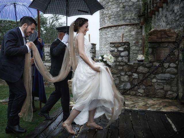 Il matrimonio di Leandro e Sofia a Monteleone Sabino, Rieti 58