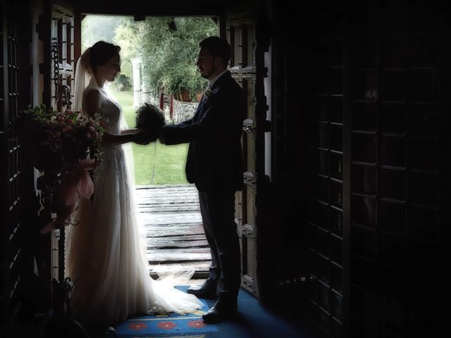 Il matrimonio di Leandro e Sofia a Monteleone Sabino, Rieti 59
