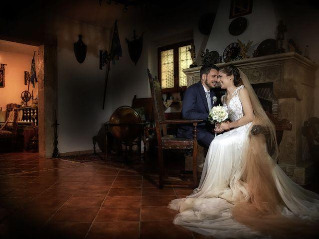 Il matrimonio di Leandro e Sofia a Monteleone Sabino, Rieti 61
