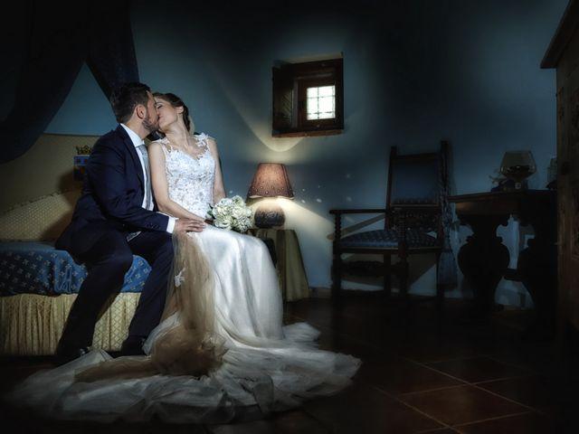 Il matrimonio di Leandro e Sofia a Monteleone Sabino, Rieti 63