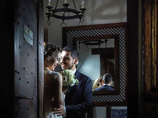 Il matrimonio di Leandro e Sofia a Monteleone Sabino, Rieti 67