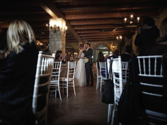Il matrimonio di Leandro e Sofia a Monteleone Sabino, Rieti 70
