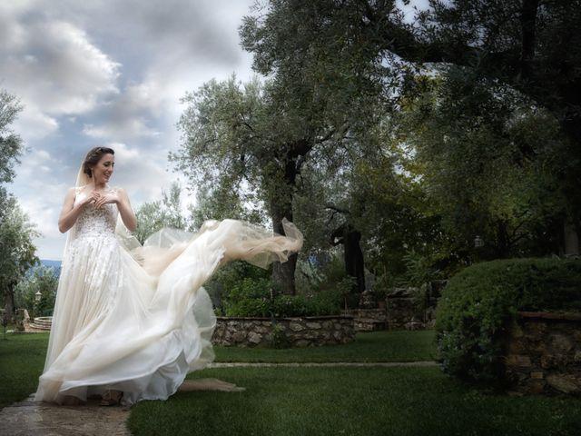 Il matrimonio di Leandro e Sofia a Monteleone Sabino, Rieti 71