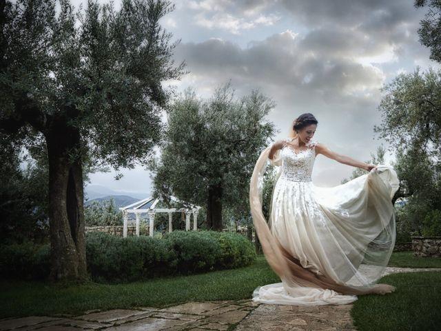 Il matrimonio di Leandro e Sofia a Monteleone Sabino, Rieti 72