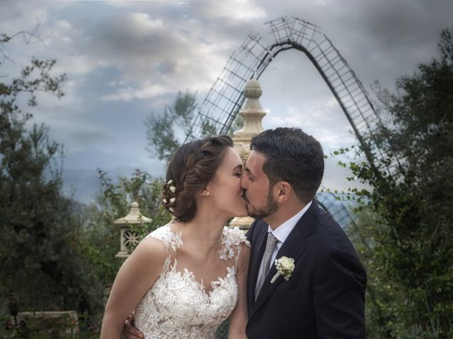 Il matrimonio di Leandro e Sofia a Monteleone Sabino, Rieti 75