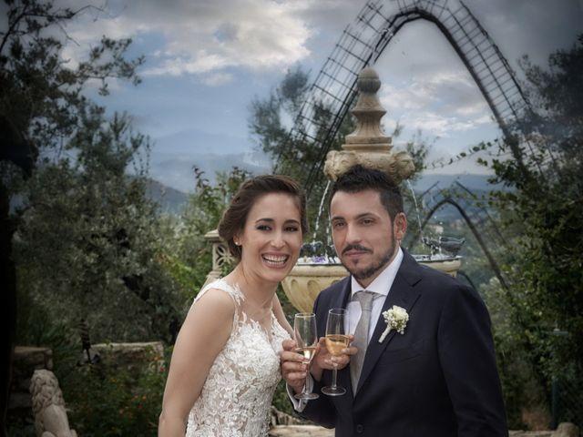 Il matrimonio di Leandro e Sofia a Monteleone Sabino, Rieti 76