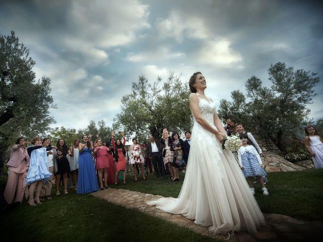 Il matrimonio di Leandro e Sofia a Monteleone Sabino, Rieti 77