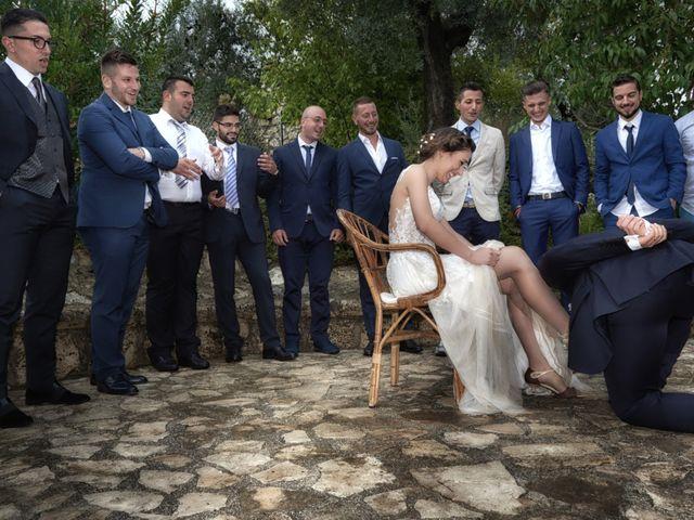 Il matrimonio di Leandro e Sofia a Monteleone Sabino, Rieti 78