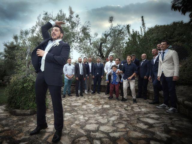Il matrimonio di Leandro e Sofia a Monteleone Sabino, Rieti 79