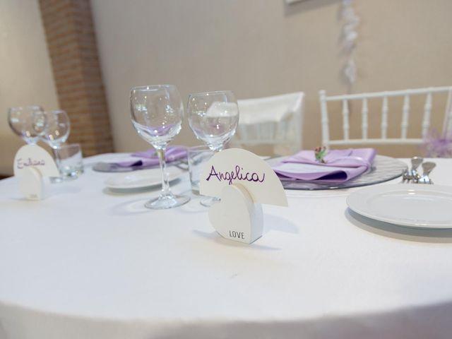 Il matrimonio di Angelica e Emiliano a Casirate d'Adda, Bergamo 8