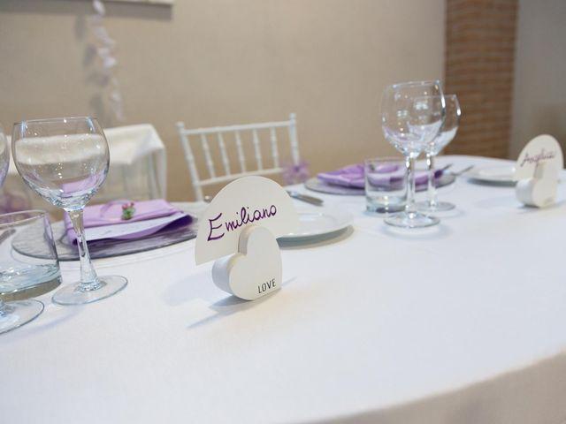Il matrimonio di Angelica e Emiliano a Casirate d'Adda, Bergamo 9