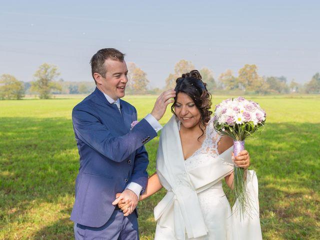 Il matrimonio di Angelica e Emiliano a Casirate d'Adda, Bergamo 20
